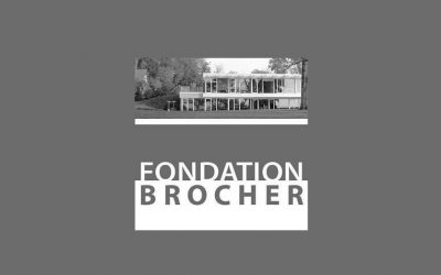 La fondation Brocher